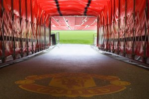 Old Trafford Stadium Tour Tunnel